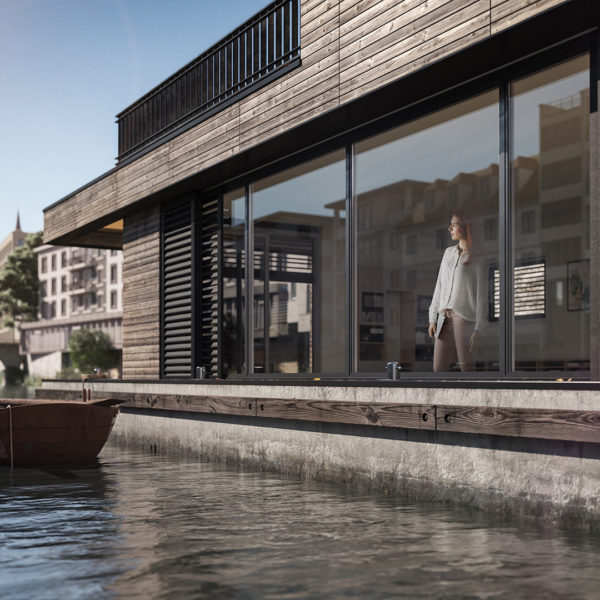 Schenker Storen – Smart Home