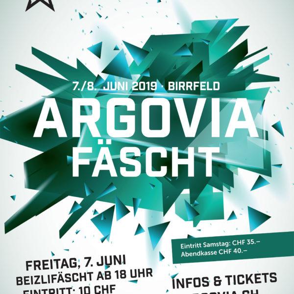 Radio Argovia – Teaser Fäscht 2018
