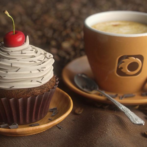 Corona – Cupcake