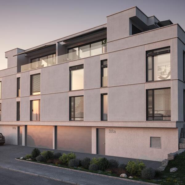 Feniello Architektur – DEFH-Oberrohrdorf